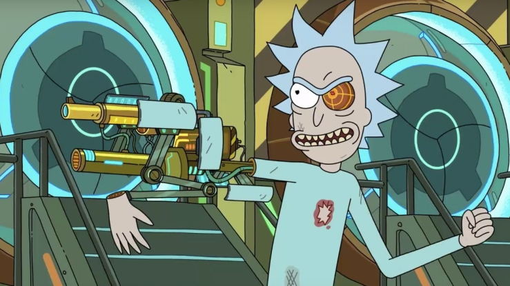 rickandmorty-season3-gunarm