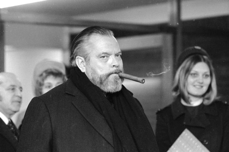 Welles At Heathrow