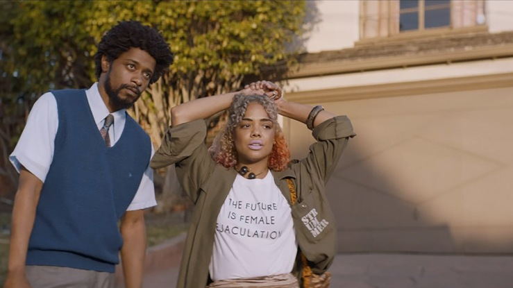 Sorry to Bother You - Still 3