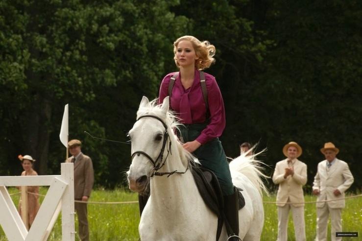 Serena-horseriding