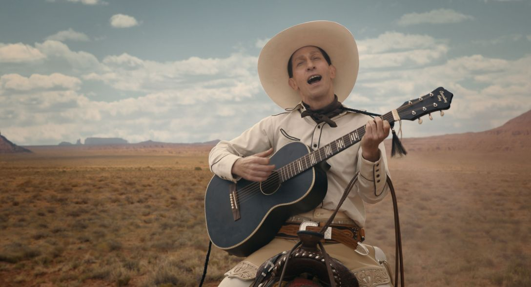 Tim Blake Nelson in 'The Ballad of Buster Scruggs' © Annapurna