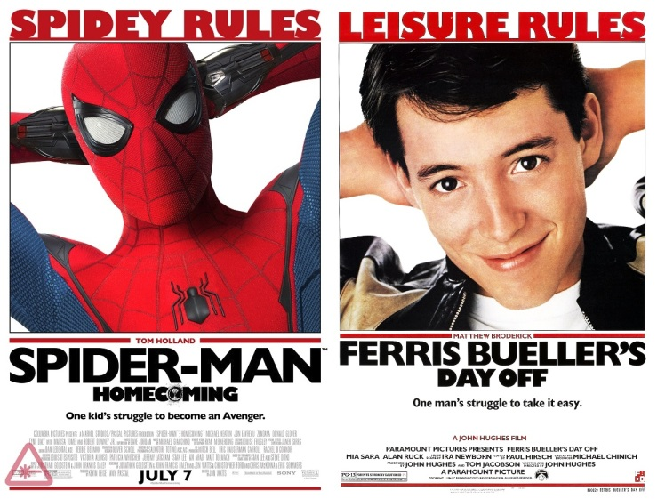 Spider-Man-Homecoming-Ferris-Bueller-Poster